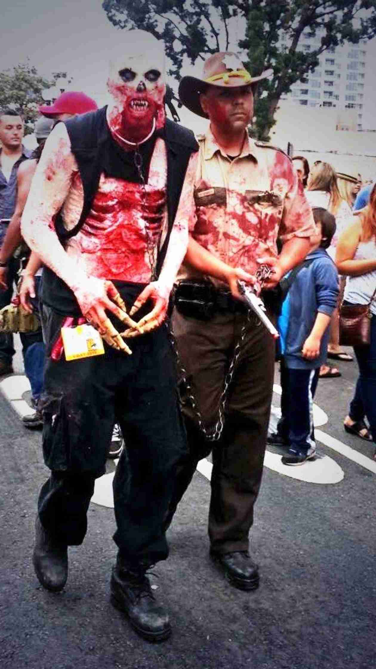 Woman, 64, Hit By Car During Comic-Con ZombieWalk (VIDEO)