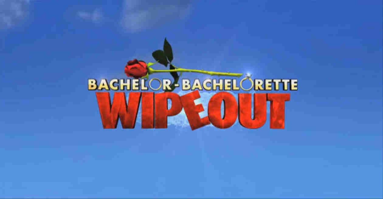 Former Bachelors and Bachelorettes Face Off in Epic Wipeout Competition