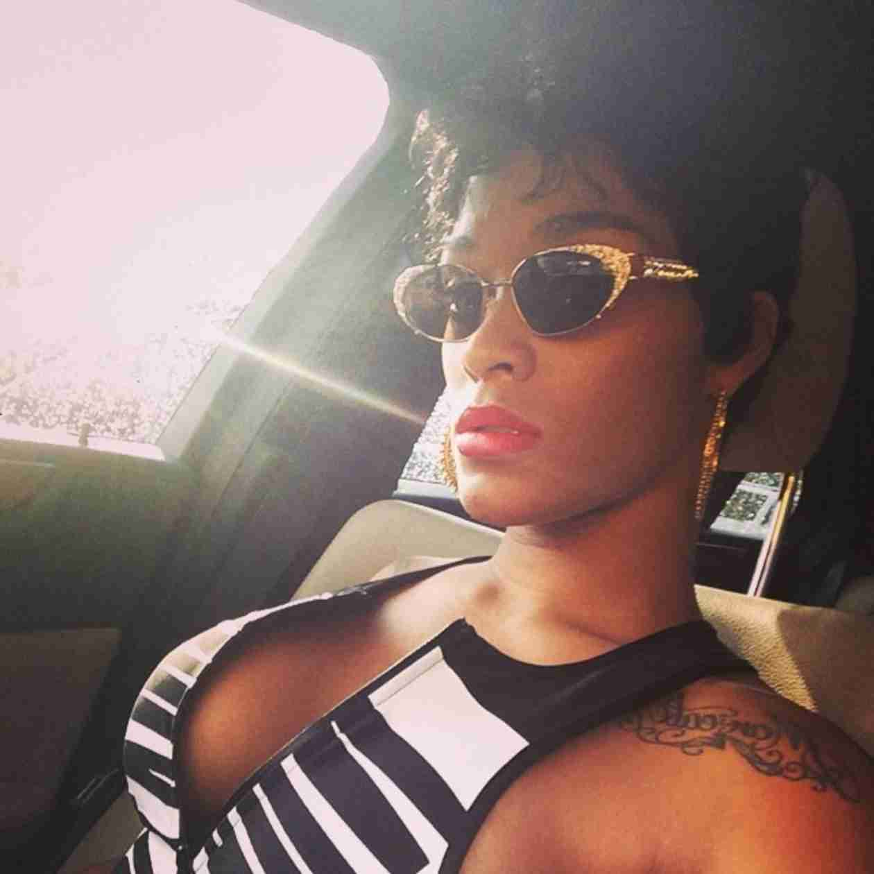 Joseline Hernandez Talks Keeping Things Positive in Her Life Amid Drama