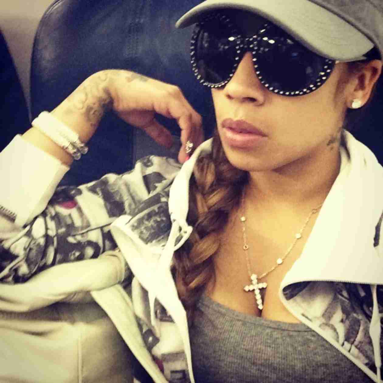 Keyshia Cole Responds to Husband Refusing to Divorce Her