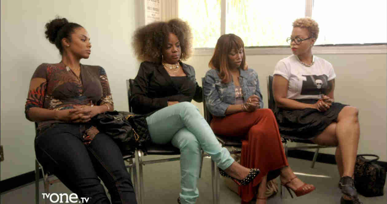 Will the Divas Make a Breakthrough in Group Therapy? (VIDEO)