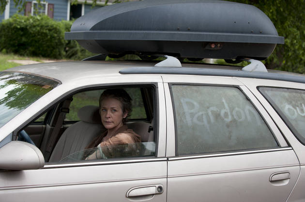 The Walking Dead Season 5 Filming Spoilers: Carol Banishment Flashback? (PHOTOS)