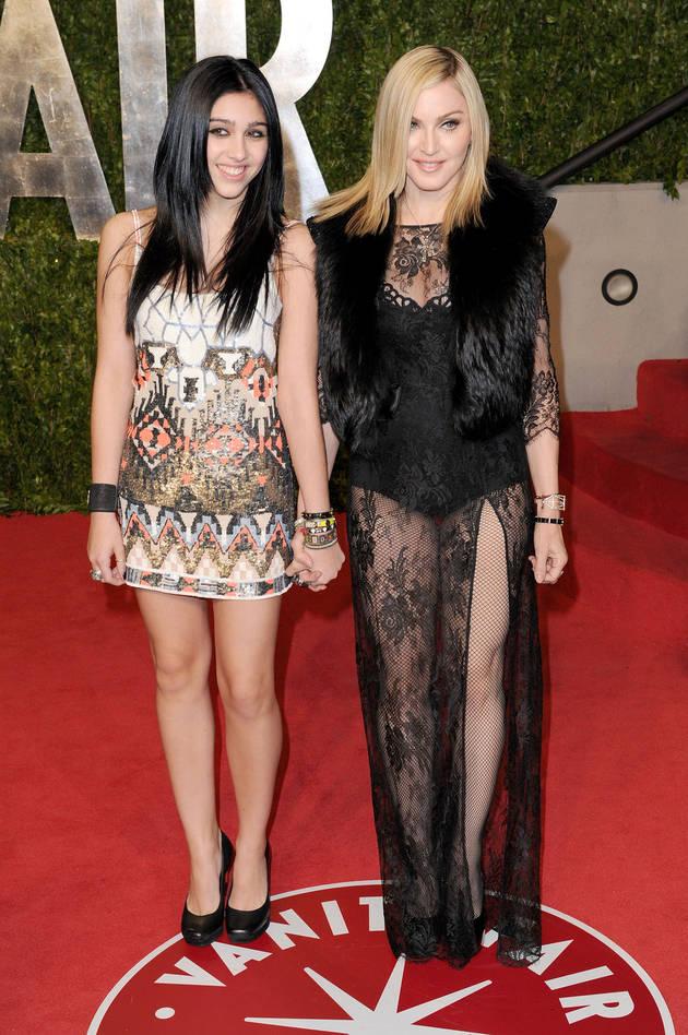 Madonna's Daughter Lourdes Talks Prom and High School Graduation!