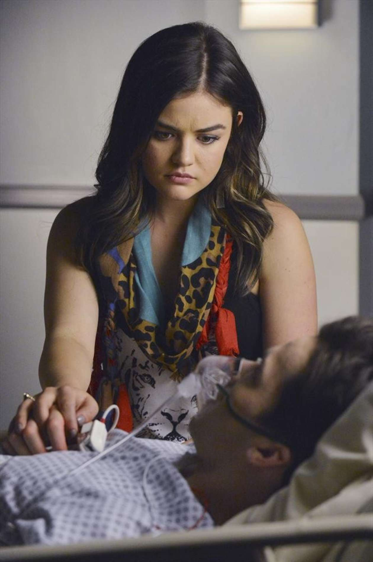 Pretty Little Liars Crazy Fan Theory: Aria Was Once a Patient at Radley