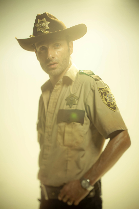 The Walking Dead Season 5 Filming Spoilers: Rick Has a New Police Car? (PHOTO)