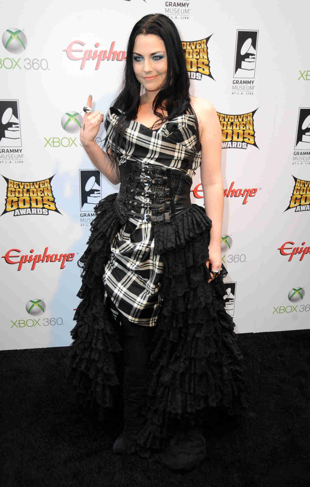 Evanescence's Amy Lee Welcomes a Baby Boy — See the First Pic! (PHOTO)