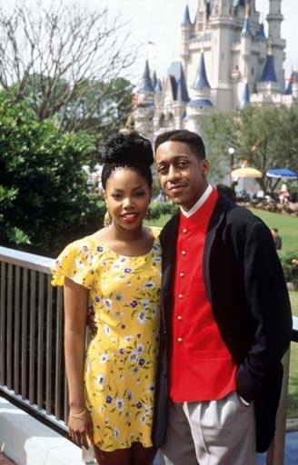 Kellie Shanygne Williams And Jaleel White