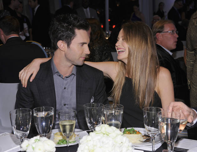 Adam Levine Marries Behati Prinsloo in Star-Studded Mexico Wedding (VIDEO)