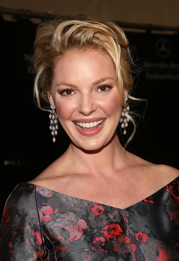 "Katherine Heigl Says Grey's Anatomy Is ""Fantastic,"" But Would She Go Back? She Says…"