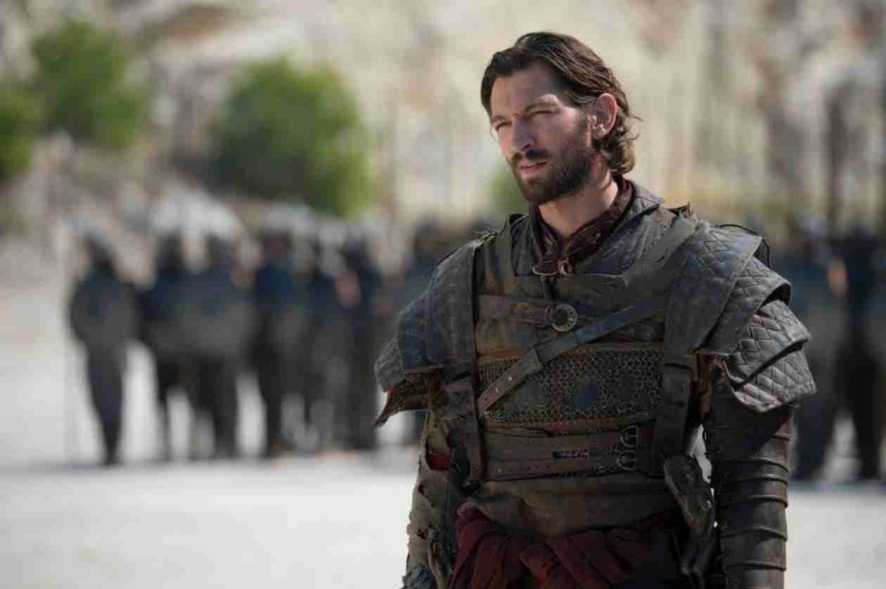 How Did Game of Thrones's Daario Get His Warrior Bod?