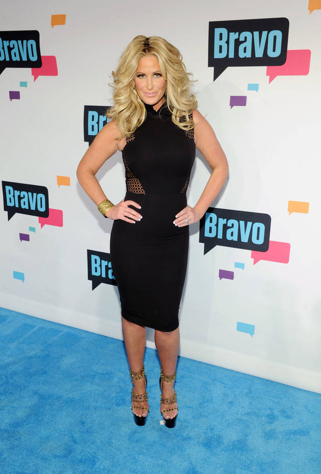 Kim Zolciak Weighs in on Her Staff