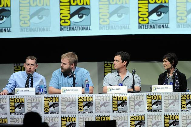 "Norman Reedus Shares SDCC Memories: ""Robert Kirkman Is Like the God of Comic-Con"""
