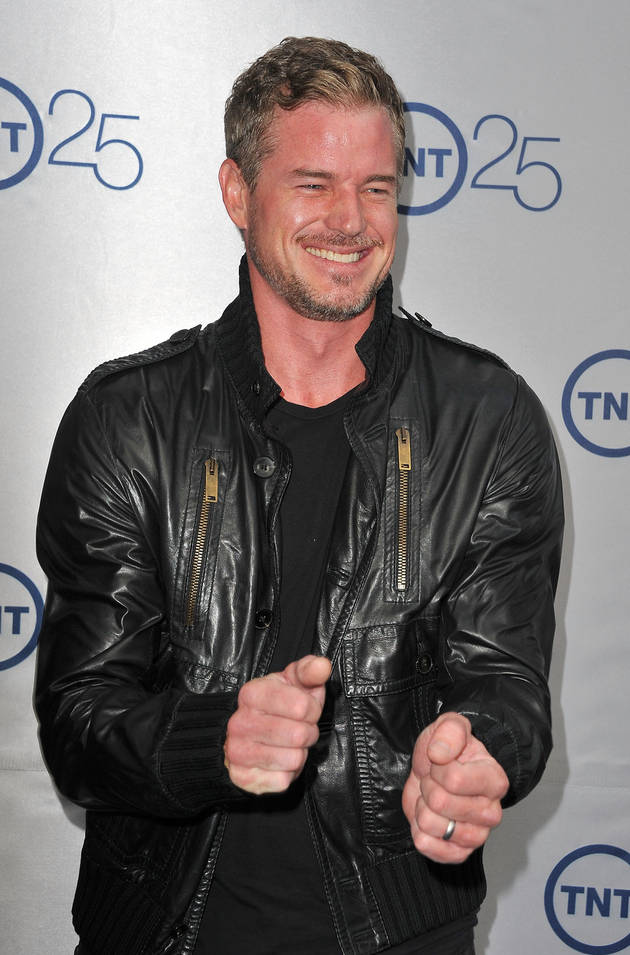 Grey's Anatomy Alum Eric Dane Joins Twitter