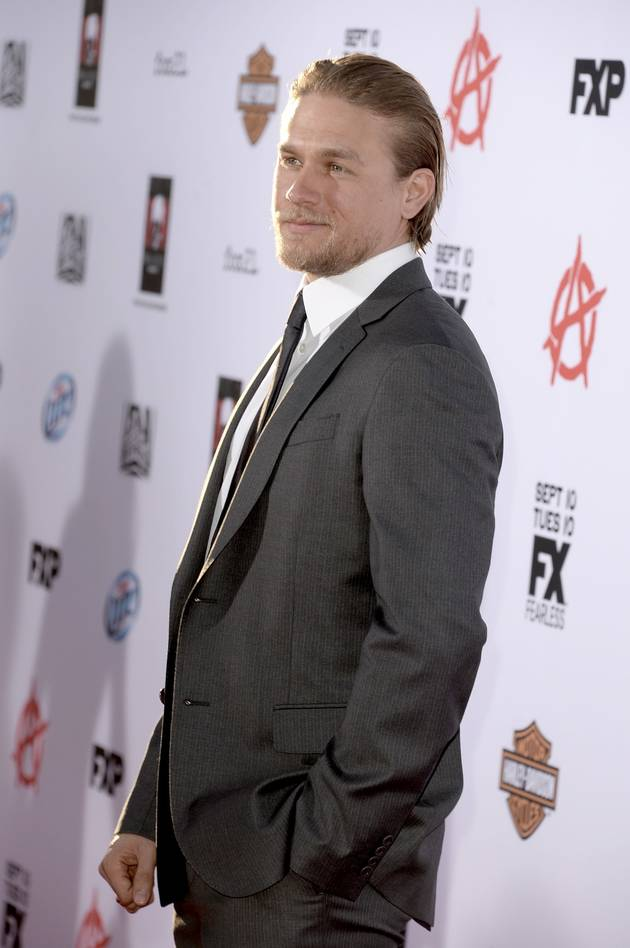"Fifty Shades of Grey: Charlie Hunnam Walked Away Because of Scheduling Conflicts — ""It Was As Simple As That"" (VIDEO)"