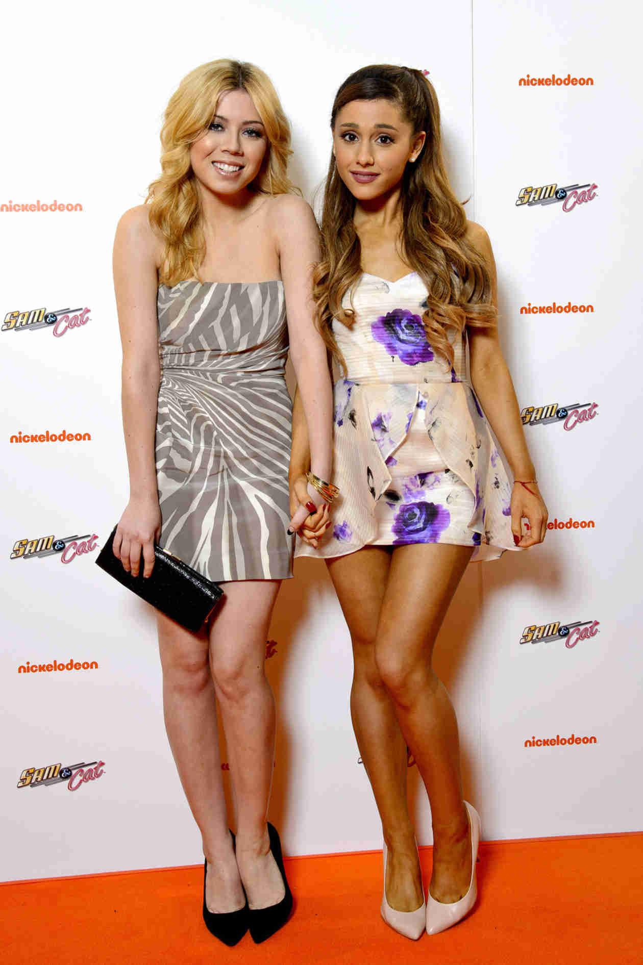 Ariana Grande and Jennette McCurdy's Sam and Cat Canceled After First-Season Drama