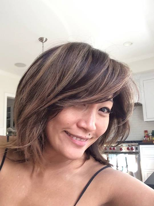 "Carrie Ann Inaba Says Going Ombre ""Jacked Up"" Her Hair!"