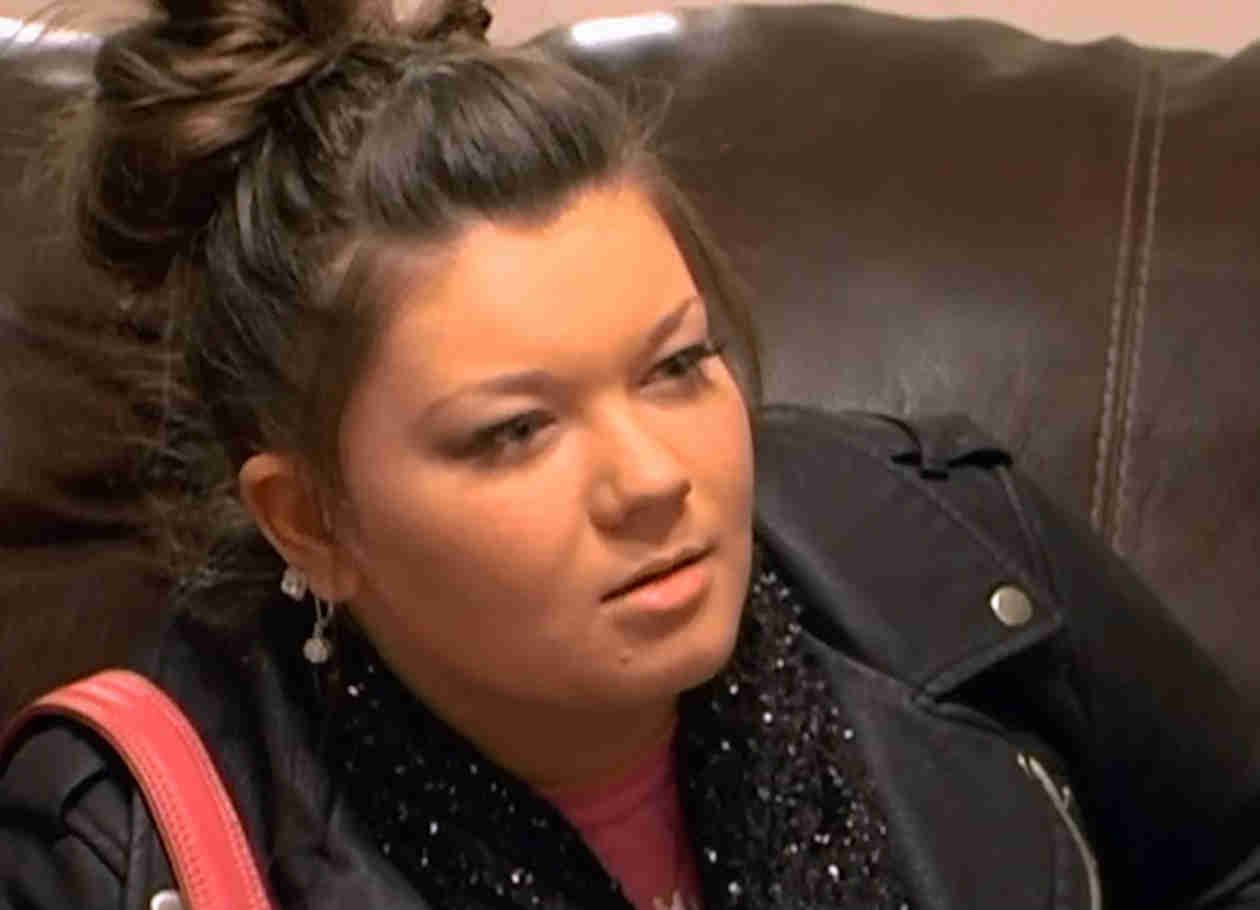 Amber Portwood Moves Into a New House!