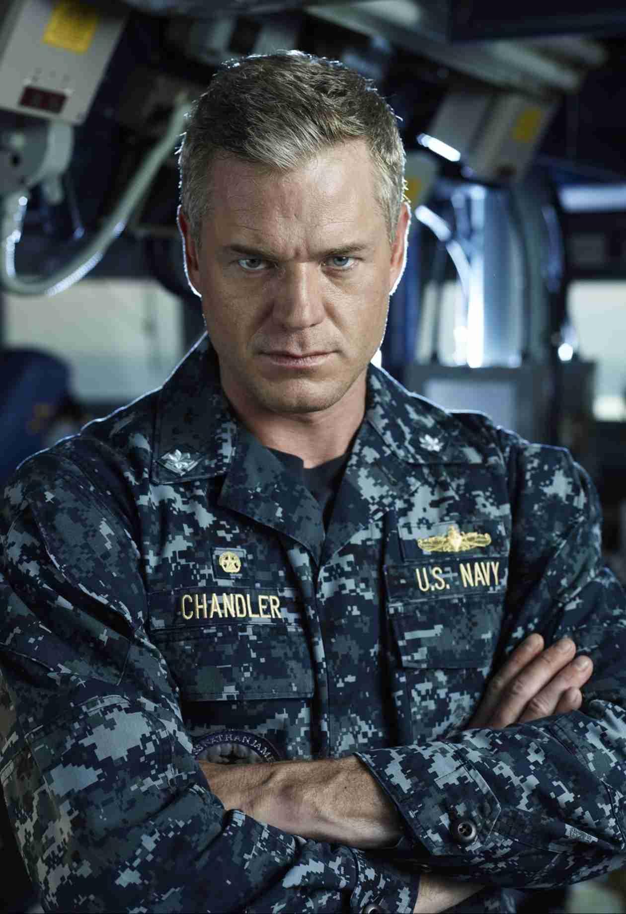 TNT Renews Grey's Anatomy Alum Eric Dane's New Show, The Last Ship, For Season 2
