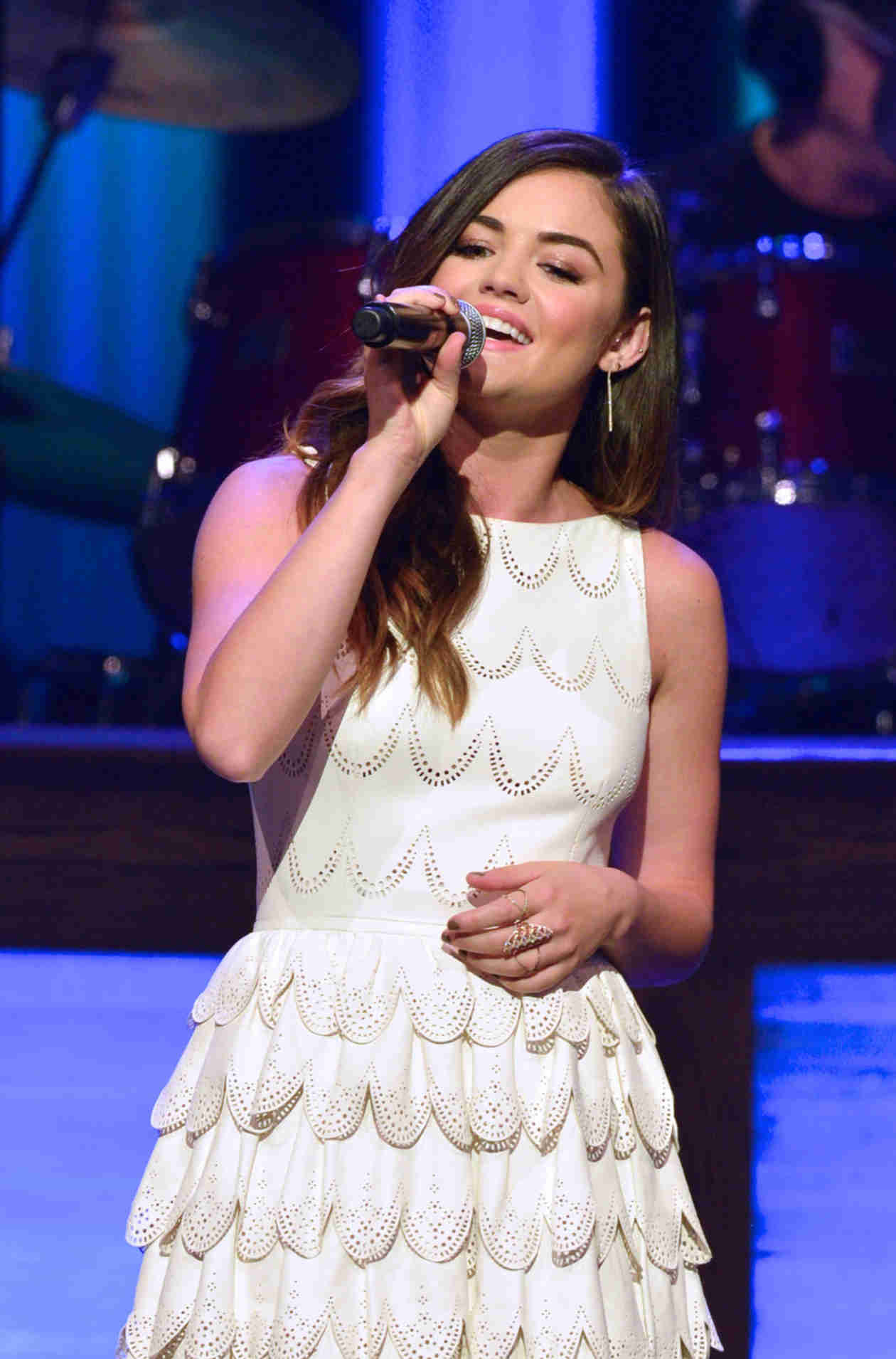 "Lucy Hale Admits She's ""Shy"" — But About What?"