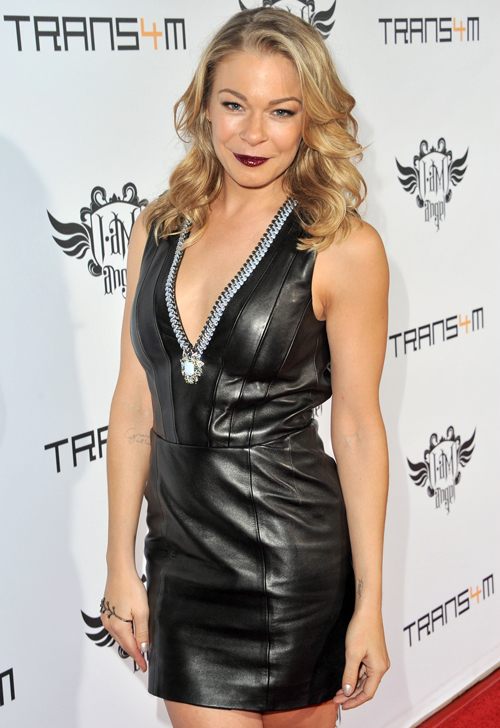 "LeAnn Rimes Slams Brandi Glanville: ""I'm Actually a Real Housewife"""