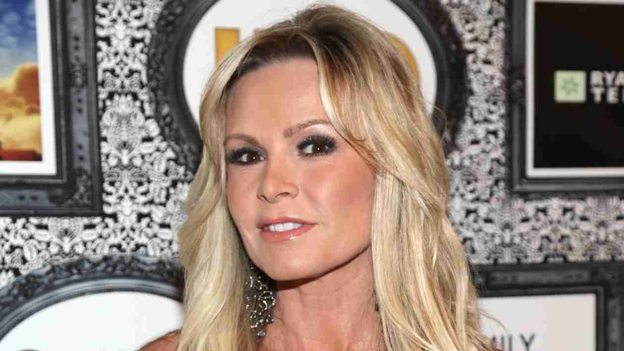 "Tamra Barney Explains RHOC Drama, Calls Vicki Gunvalson an ""Ass-Kisser"" (VIDEO)"