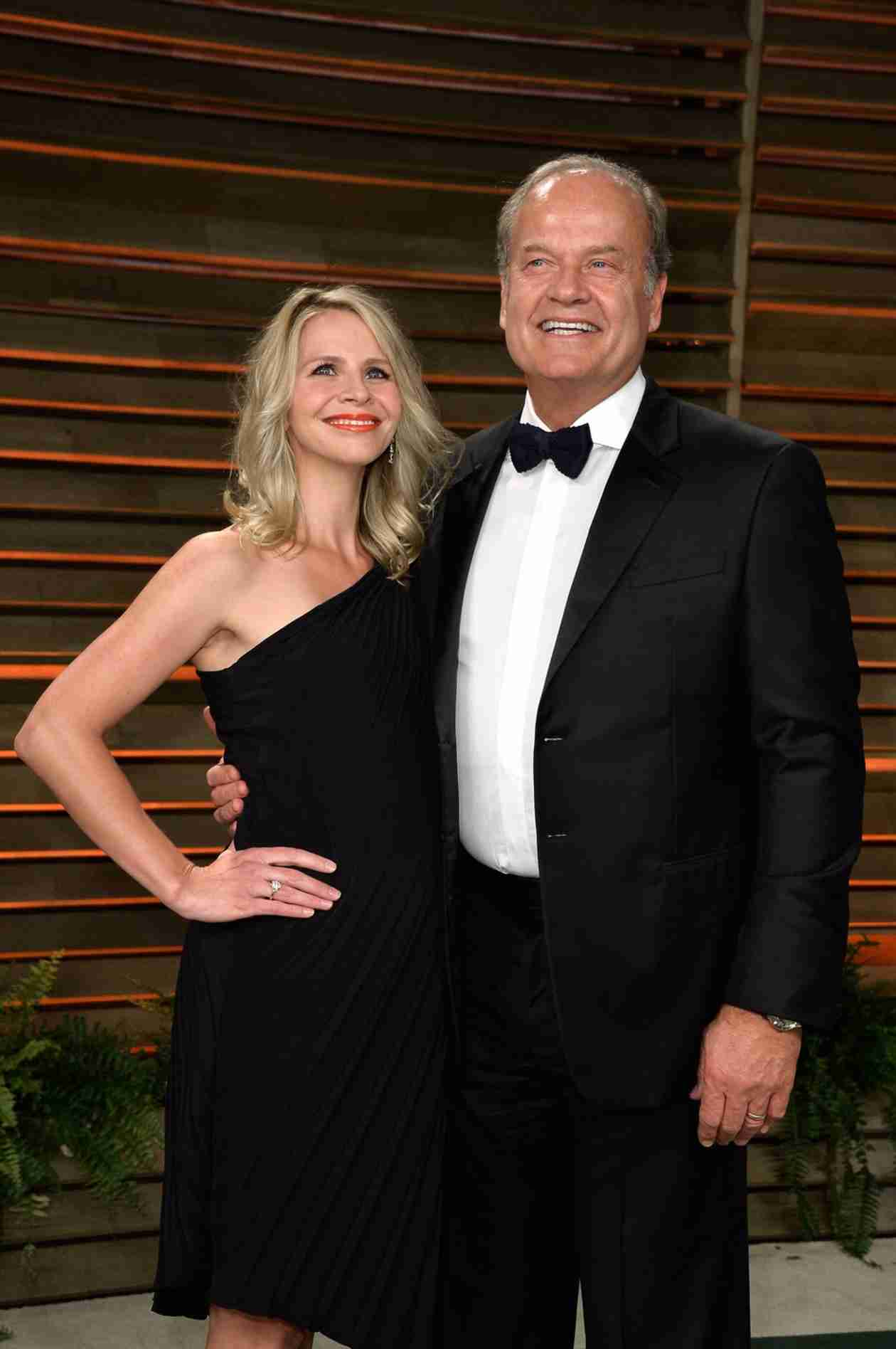 Kelsey Grammer and Wife Kayte Welcome Second Child Together (VIDEO)