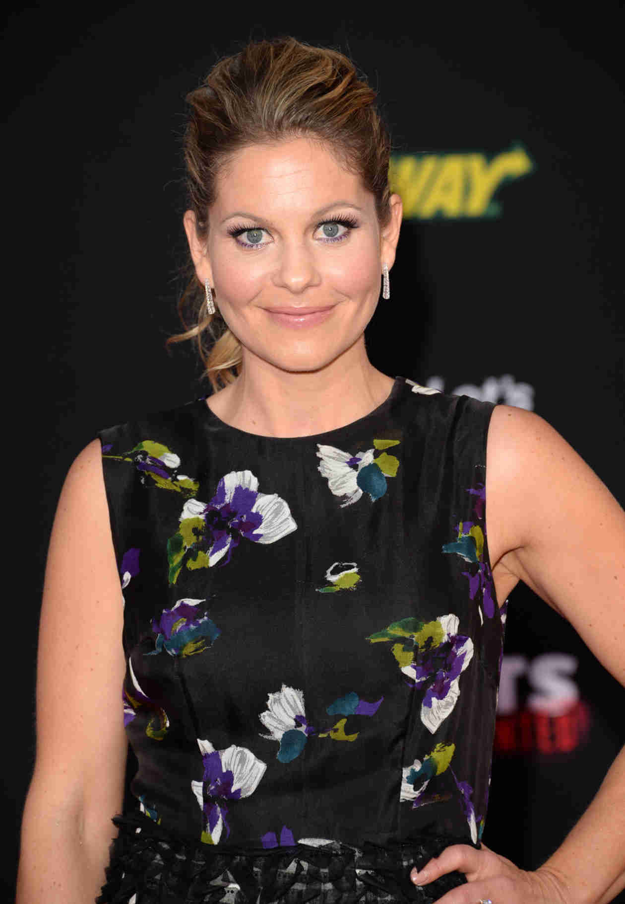 Candace Cameron Bure Rocks Two-Piece on Beach — See the Full House Star's Hot Bod! (PHOTO)