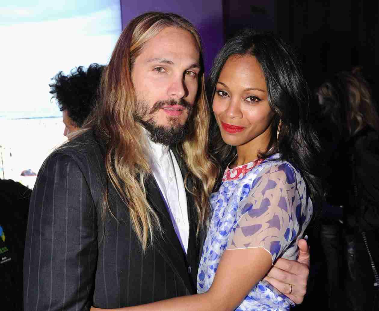 "Zoe Saldana Slams Media For ""Invading Our Privacy"" (VIDEO)"