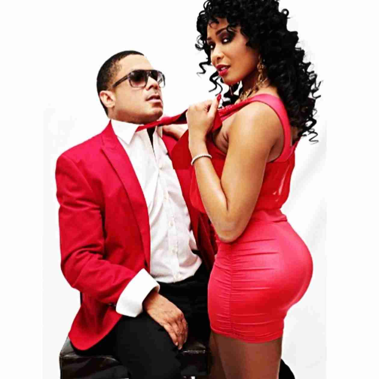 Is Benzino's Fianceé Althea Heart Getting a Record Deal? (PHOTO)