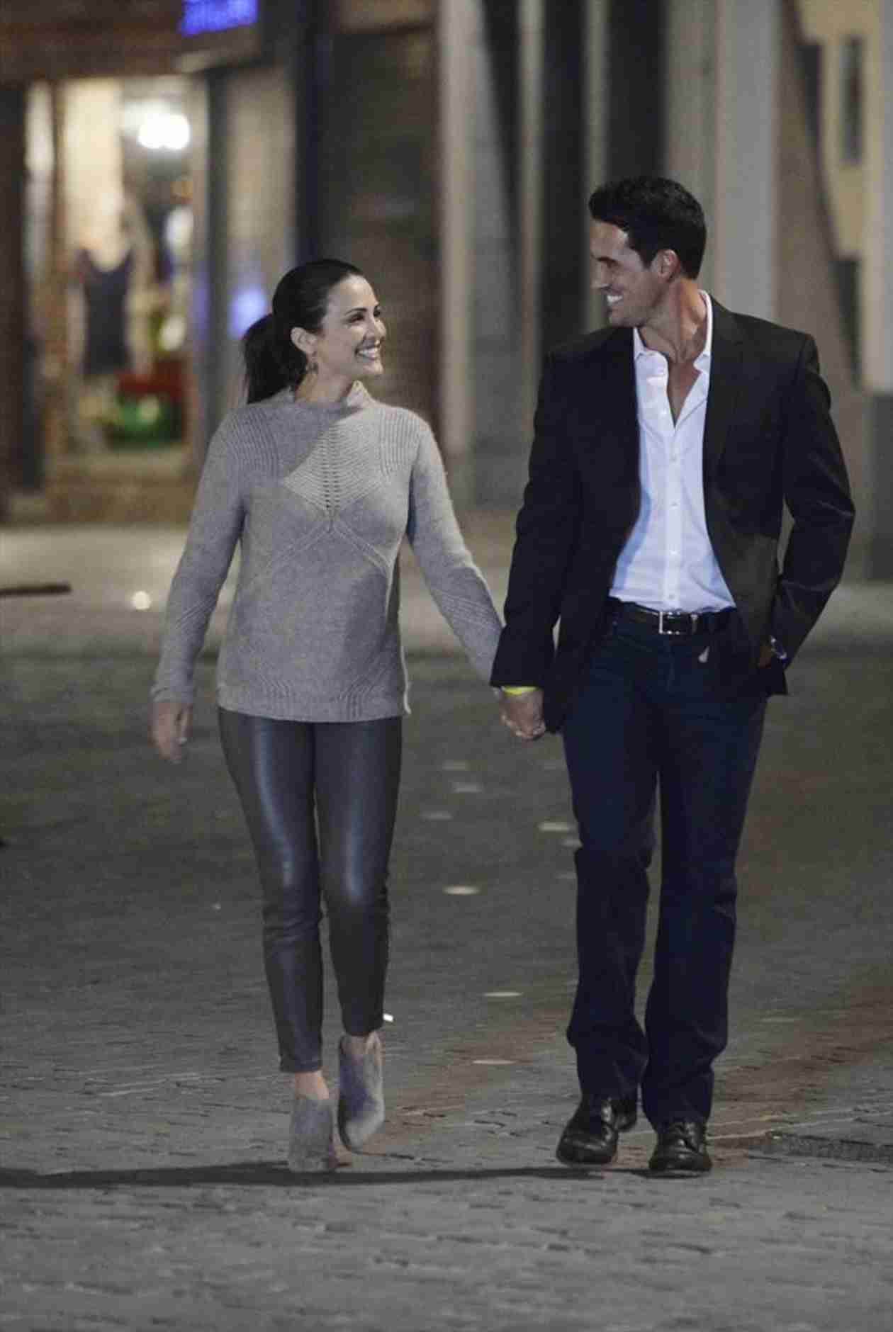 Andi Dorfman and Josh Murray Both Head to L.A. For the Bachelorette 2014 Finale!