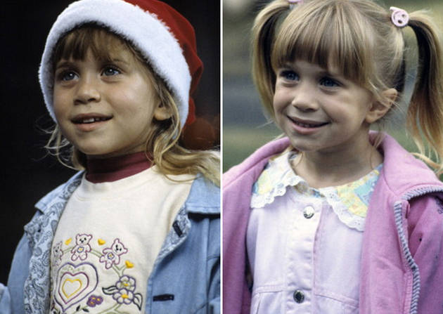 How Can You Tell Mary-Kate and Ashley Olsen Apart?