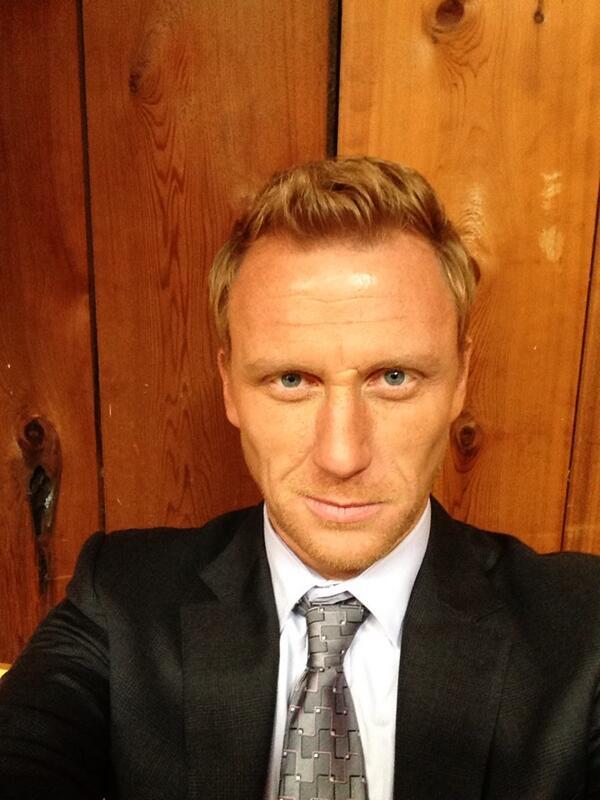 Grey's Anatomy: Kevin McKidd Directing Season 11 Premiere