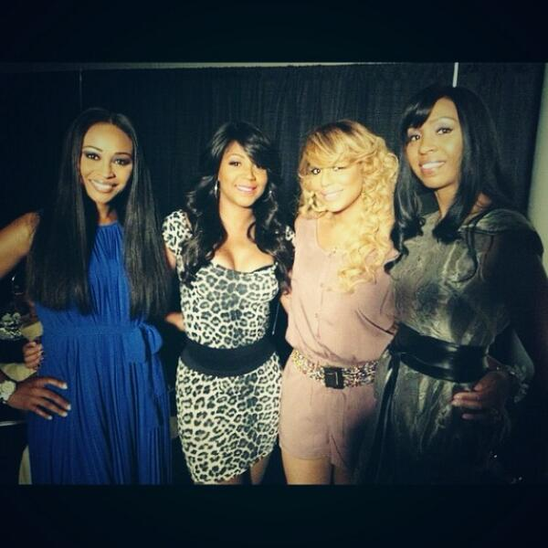 Trina Braxton Warns Tamar Braxton Against Giving Unsolicited Advice (VIDEO)