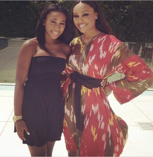 Cynthia Bailey's Daughter, Noelle, Is All Grown Up (PHOTOS)