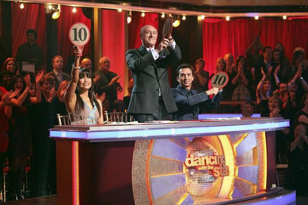 "DWTS Showrunner ""Very Confident"" All Judges — Len Goodman Included — Will Return in Fall 2014"