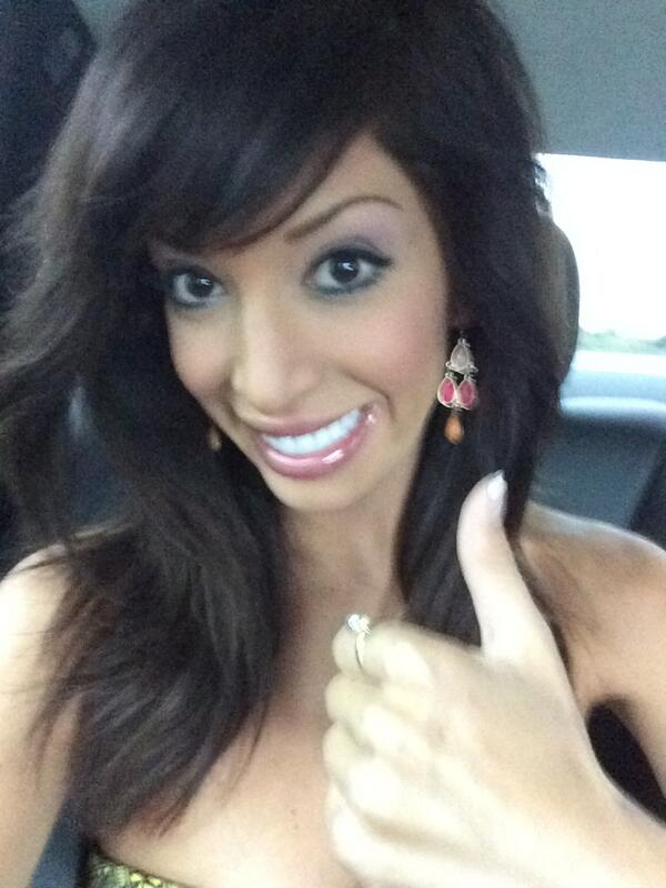 Farrah Abraham Beefs Up Security After Her Website Gets Hacked!