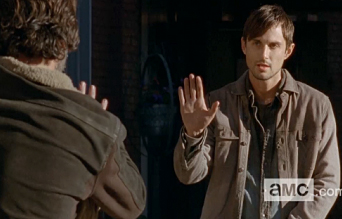 "The Walking Dead Season 5: Gareth Is ""A Mirror Image of Rick"" With Different History"