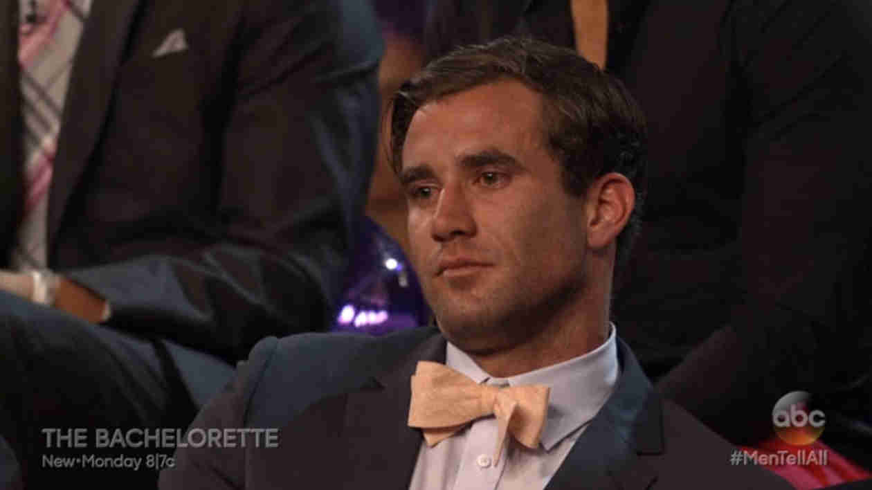 Bachelorette 2014: Chris Soules Lashes Out at JJ O'Brien at Men Tell All — Why?