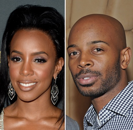 "Pregnant Kelly Rowland Talks Husband Tim Witherspoon: ""He's Super Supportive"""