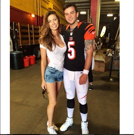 Katherine Webb Marries NFL Quarterback AJ McCarron — See Her Wedding Ring! (PHOTO)