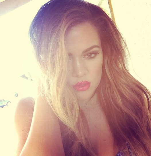Khloe Kardashian's Latest Instagram Seems Like a Message to Lamar Odom (VIDEO)