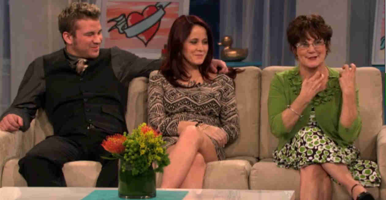Jenelle Evans's Mom Barbara Shares Her Workout Tips! (VIDEO)
