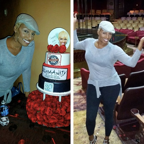 "NeNe Leakes Finishes Zumanity Run, Teases ""Next Venture"""