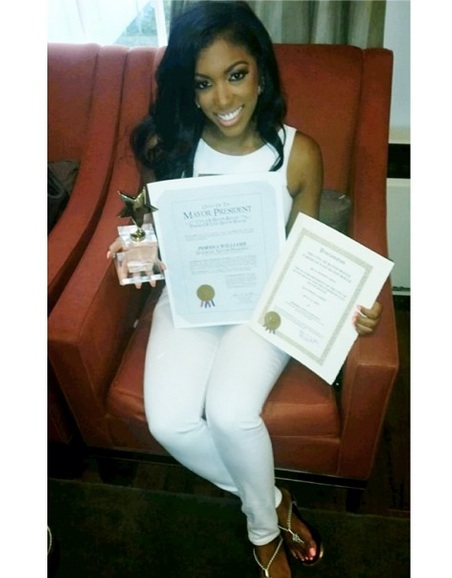 Porsha Stewart Named Honorary Mayor of Baton Rouge