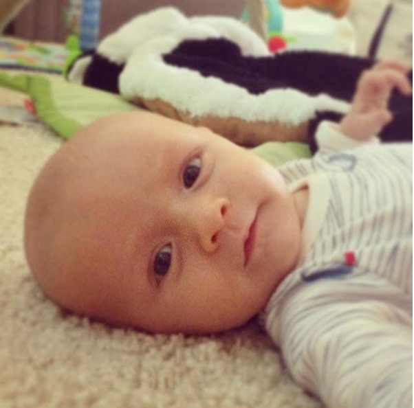 Kristin Cavallari Posts First Photo of 2-Month-Old Baby Jaxon