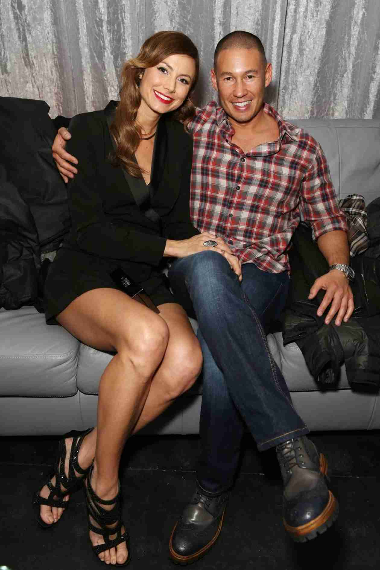 Pregnant Stacy Keibler Talks Baby Names — They've Picked One!