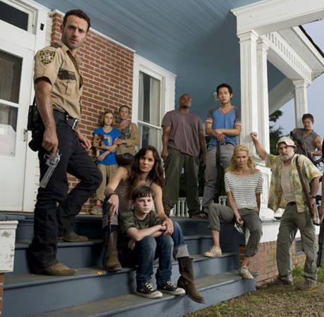 The Walking Dead Marathon Starts July 4, 2014! See AMC Schedule