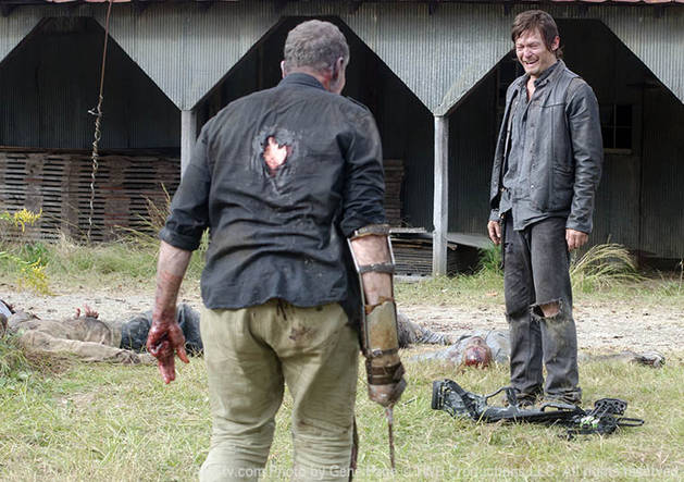 "The Walking Dead Season 5: ""Grab Your Tissues,"" Prepare to Freak Out — Over Who Dies?"