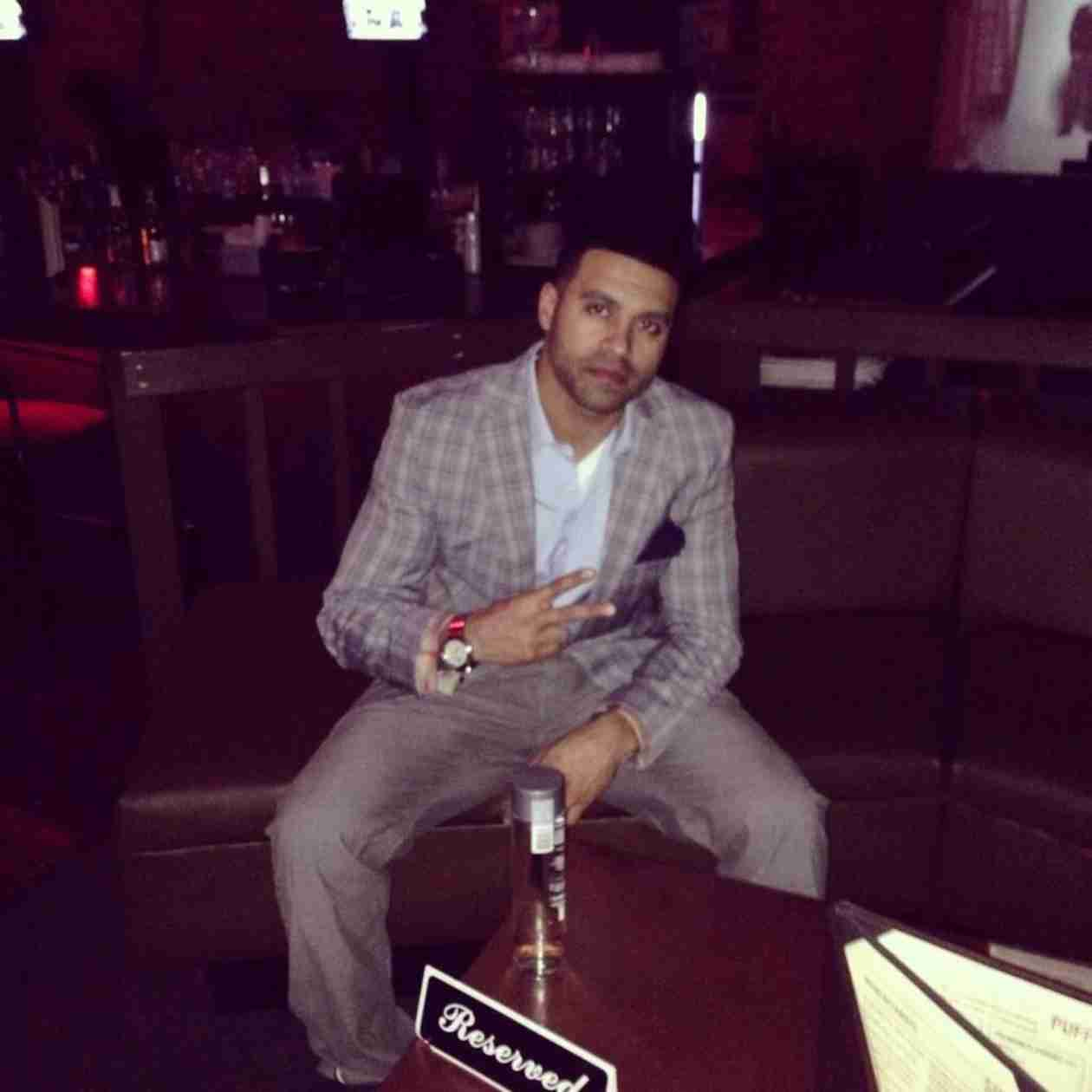 Apollo Nida Parties Before Prison Without Phaedra Parks