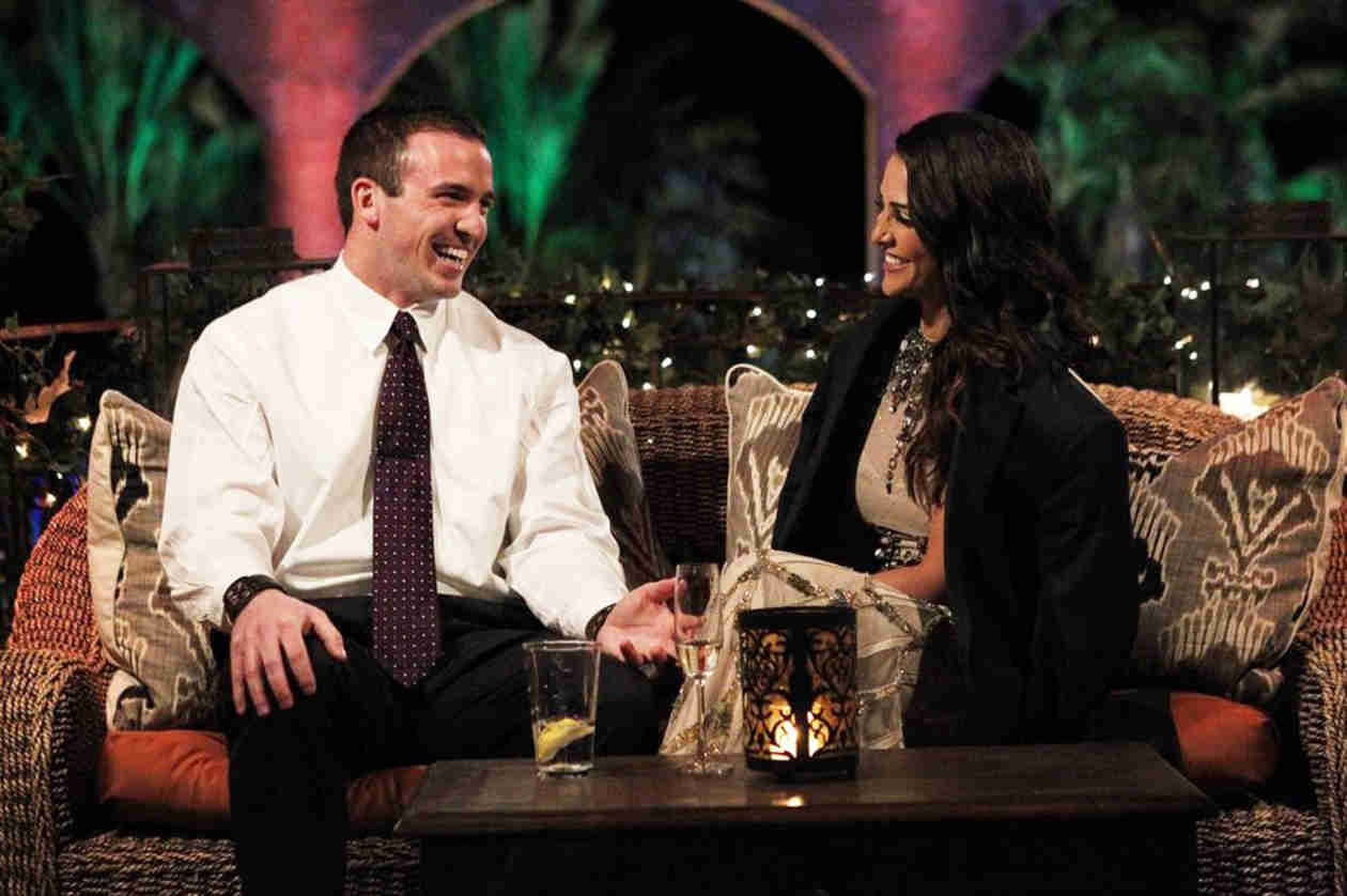 "Bachelorette 2014's Brian Osborne Reacts to His Elimination: ""I Have No Regrets"""